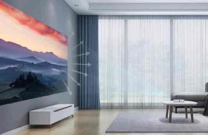 XGIMI Z6X Projectors design