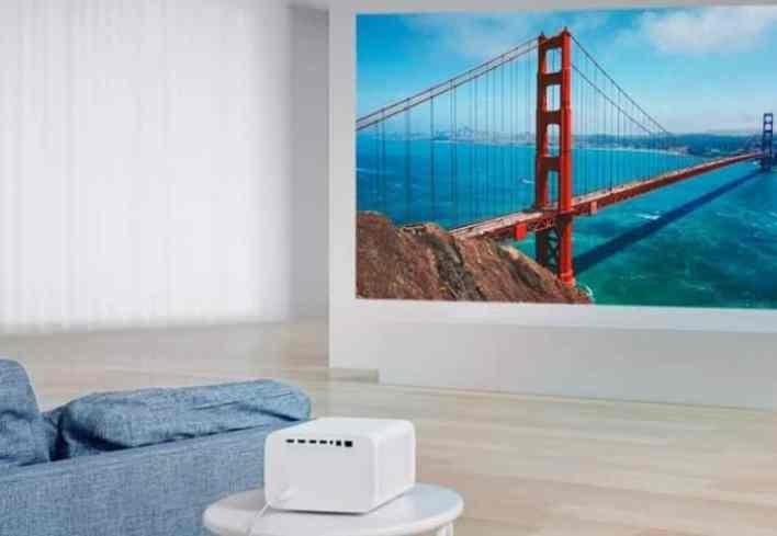 2Pro Mijia Mi Smart Projector feature