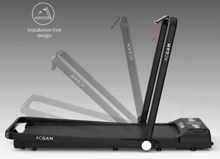 ACGAM B1-402 Treadmill design2