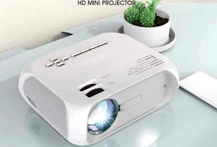 ALSTON S5 Projector design