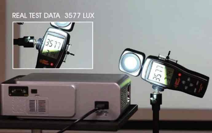 ALSTON T6 Mini Projector feature