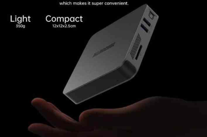 Alldocube SuperBox B02 feature