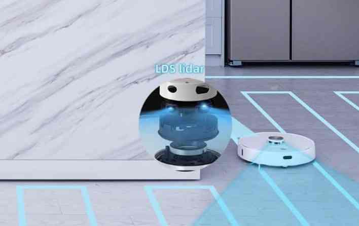 IMILAB V1 Robot Vacuum feature