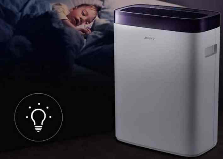 JIMMY AP36 Air Purifier feature2