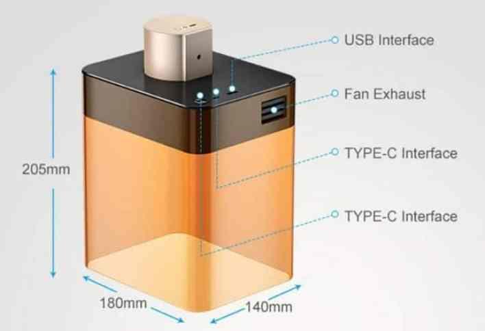LaserPecker L1 feature