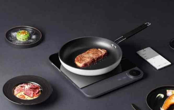 Mijia Ultra-thin Induction Cooker design-min