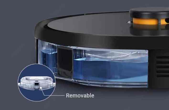 TechLife Robot Vacuum feature2