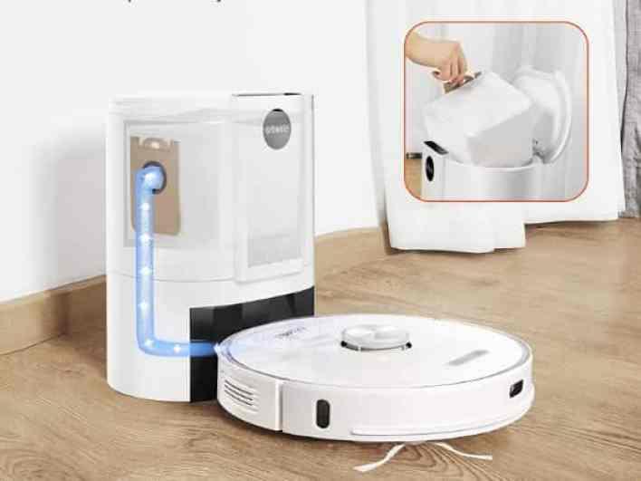Ultenic T10 Robot Vacuum feature2