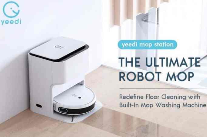 yeedi mop station