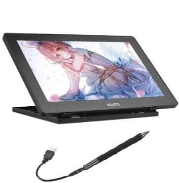 BOSTO 16HD Drawing Tablet