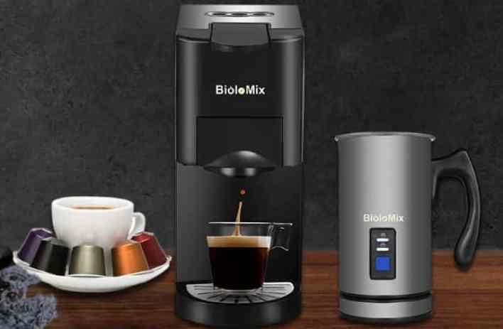 BioloMix Coffee Machine feature2
