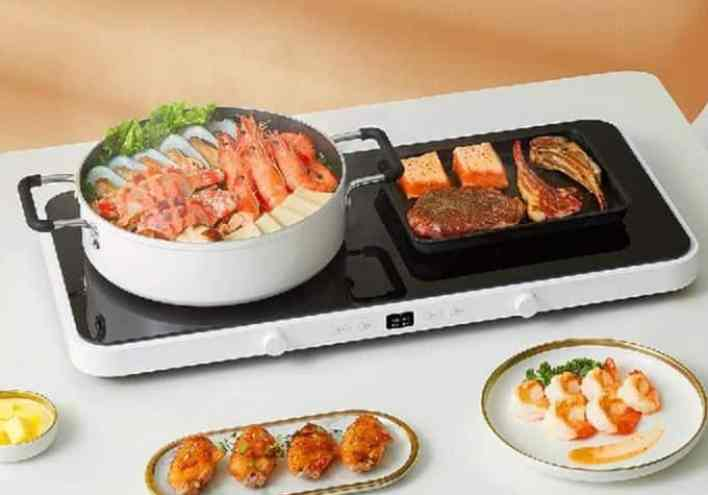 MIJIA Double Induction Cooker feature