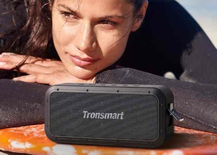 Tronsmart Force Pro design