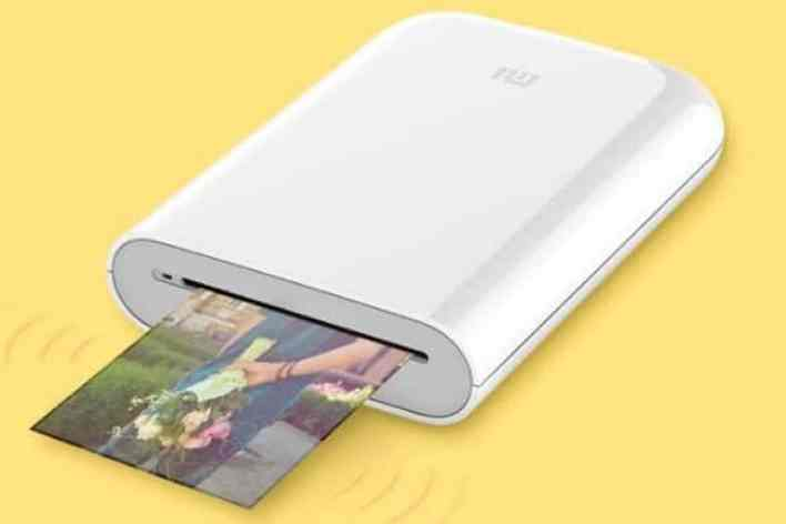 Xiaomi Mi Pocket Photo Printer design