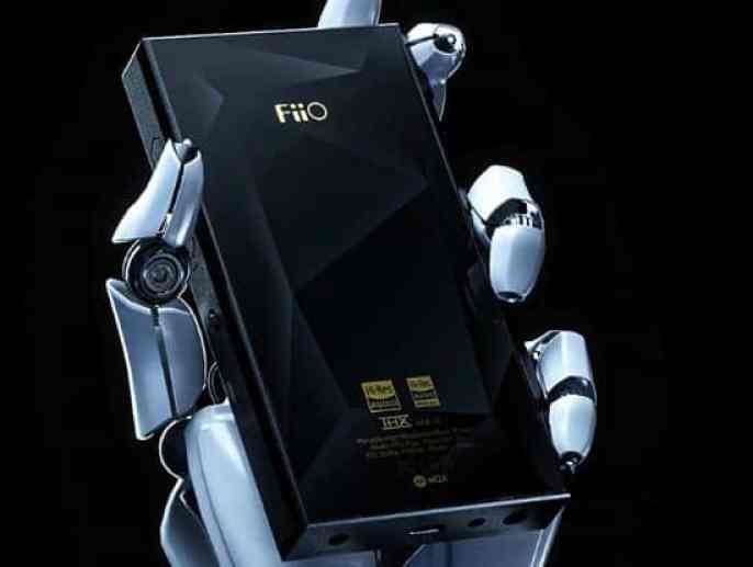 FiiO M11 Plus design