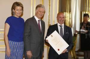 VPS international reçoit le Brevet de Fournisseur de La Cour de Belgique.