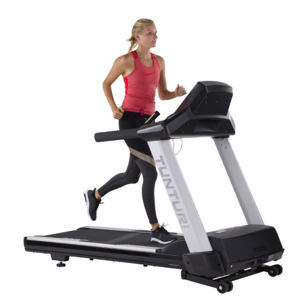 Tunturi Platinum Pro Treadmill 3hp Homefitness