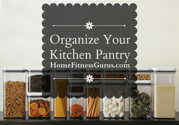 how to organize my kitchen kraft maid cabinets your pantry - 7 rules for an organized ...