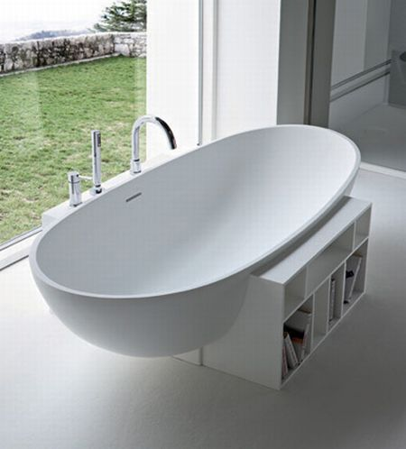 Whatu0027s Under YOUR Bathtub? It Could Be Under Tub Storage