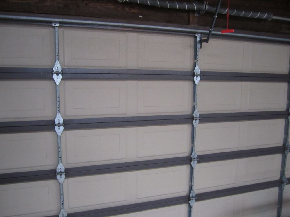 Garage Door Insulation Kit HowTo and Review  Reach