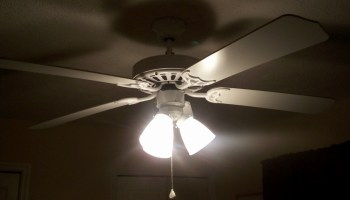 Big ass fans haiku ceiling fan modern style tech nest integration im your biggest fan installing a light kit on an existing ceiling fan publicscrutiny Choice Image