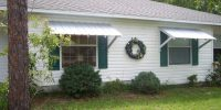 Yawning over your Awning? DIY Awnings on the Cheap - Home ...