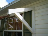 Door Awning Plans & ... Small Size Of Wooden Door Awning ...