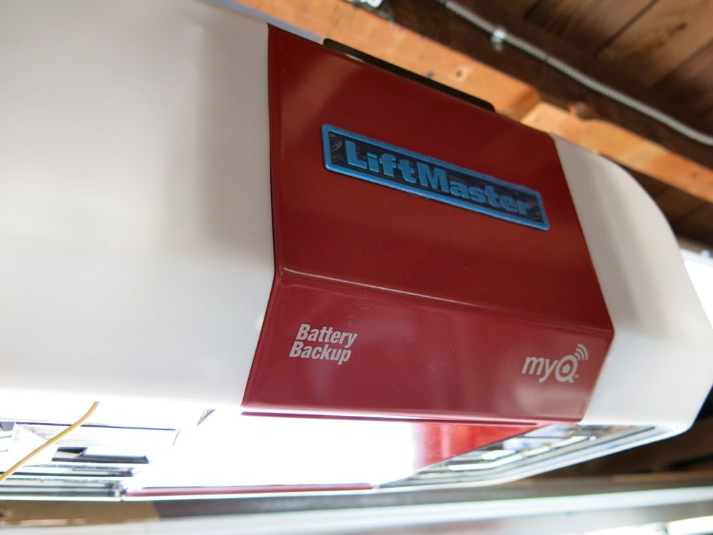 Liftmaster Garage Door Opener  We Review the 8550 with MyQ Technology