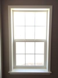 Interior Window Sills Diy