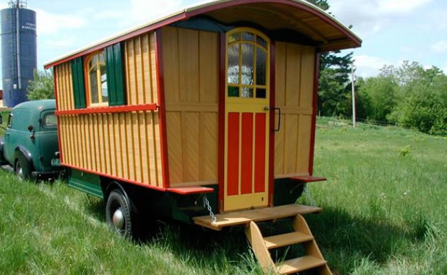 Tiny House Trailers Not Your Typical Mobile Home