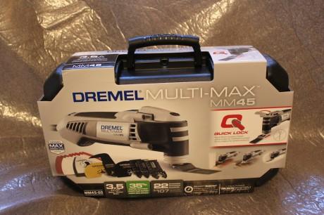 dremel multi-max mm45