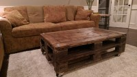 Upcycled DIY Pallet Coffee Table - Bring On The Cocktails ...