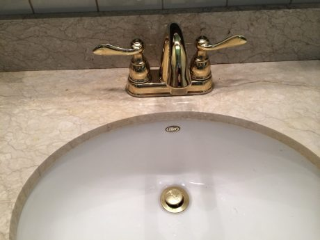 Bathroom Faucet Leak Repair