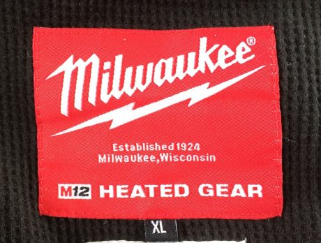milwaukee heated hoodie