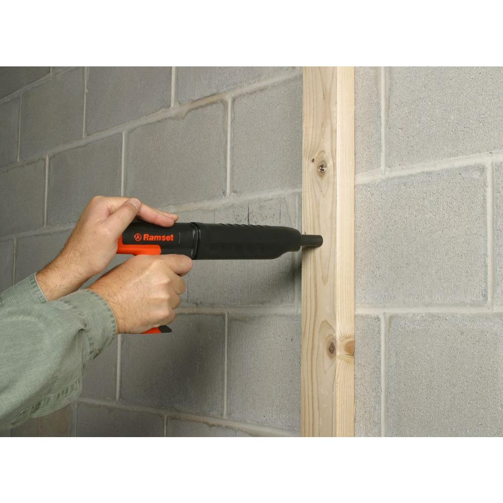 How To Attach Things To Cinder Block Walls
