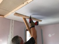 Total Ceiling Replacement - How To Make A Crappy Ceiling ...