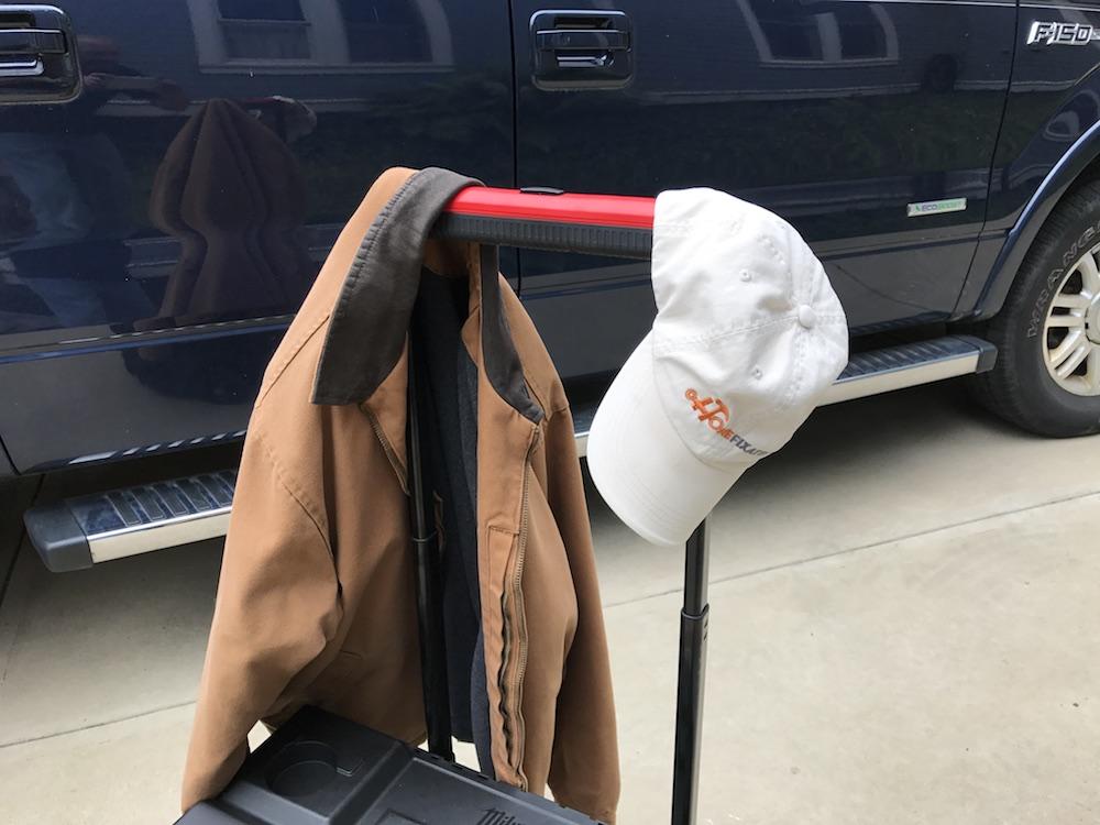 milwaukee hardtop rolling bag