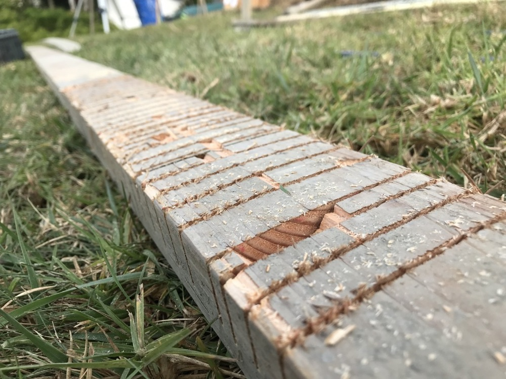 How To Cut Cinder Block Wall