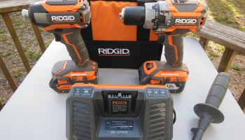 Ridgid Palm Impact Driver - R8224K Put To The Test