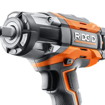 Ridgid GEN5X Brushless 18v 4-Mode Impact Wrench is a Heavy Hitter!