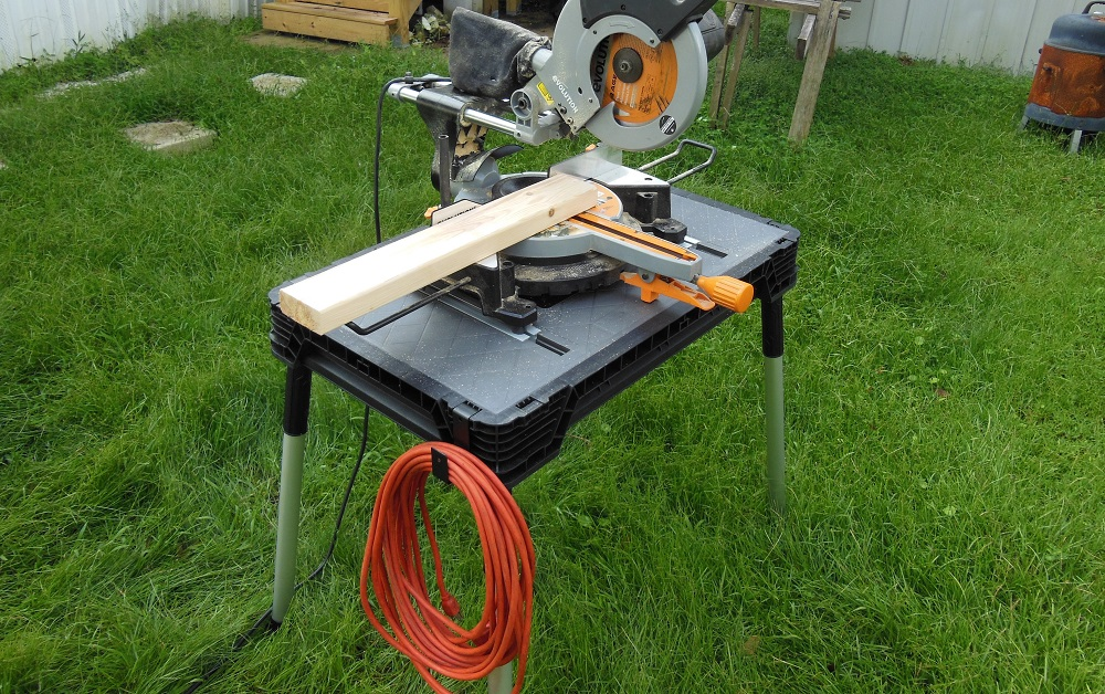 Husky Portable Workbench Router