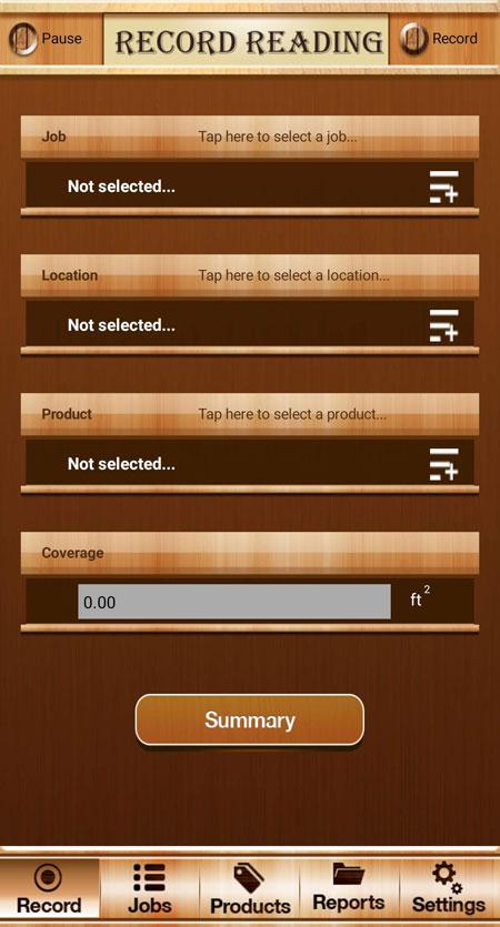 Woodshop MC app