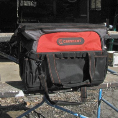 New Crescent Line has Organization in the Bag – The Crescent Contractor Bulk Bag