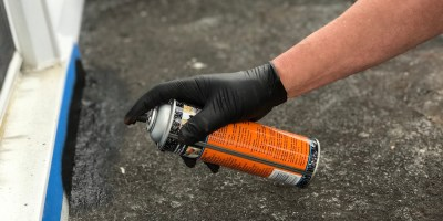 Don't Torch That Porch – Fix It With Gorilla Waterproof Patch & Seal Spray