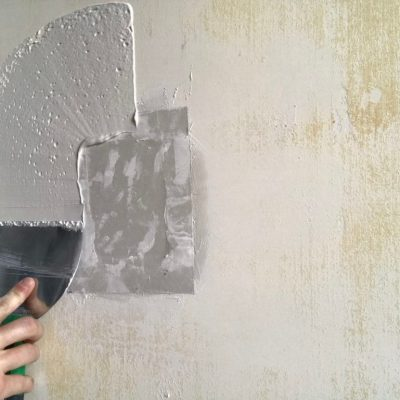 How to Make a California Drywall Patch