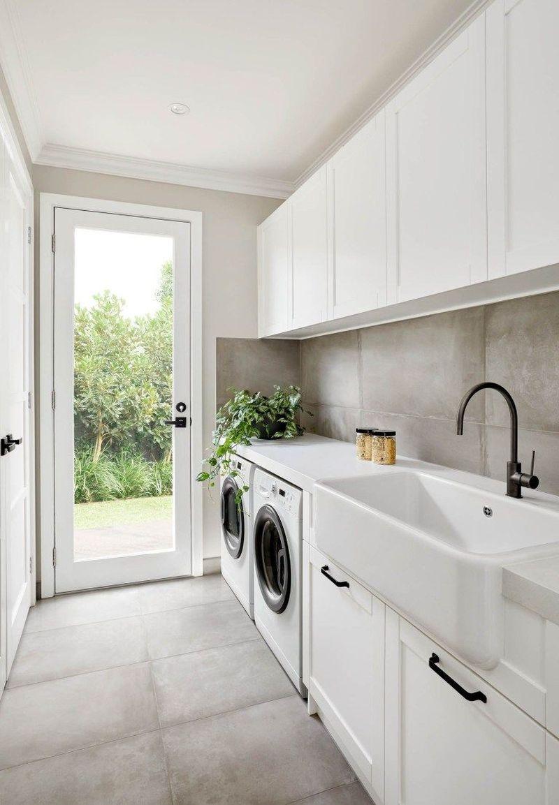 40 best minimalist laundry room design ideas you must try on best laundry room designs id=20010