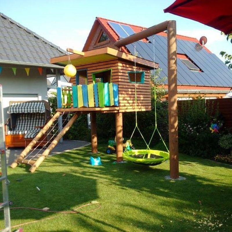 36 Best and Fun Backyard Playground Ideas for Kids - Homeflish