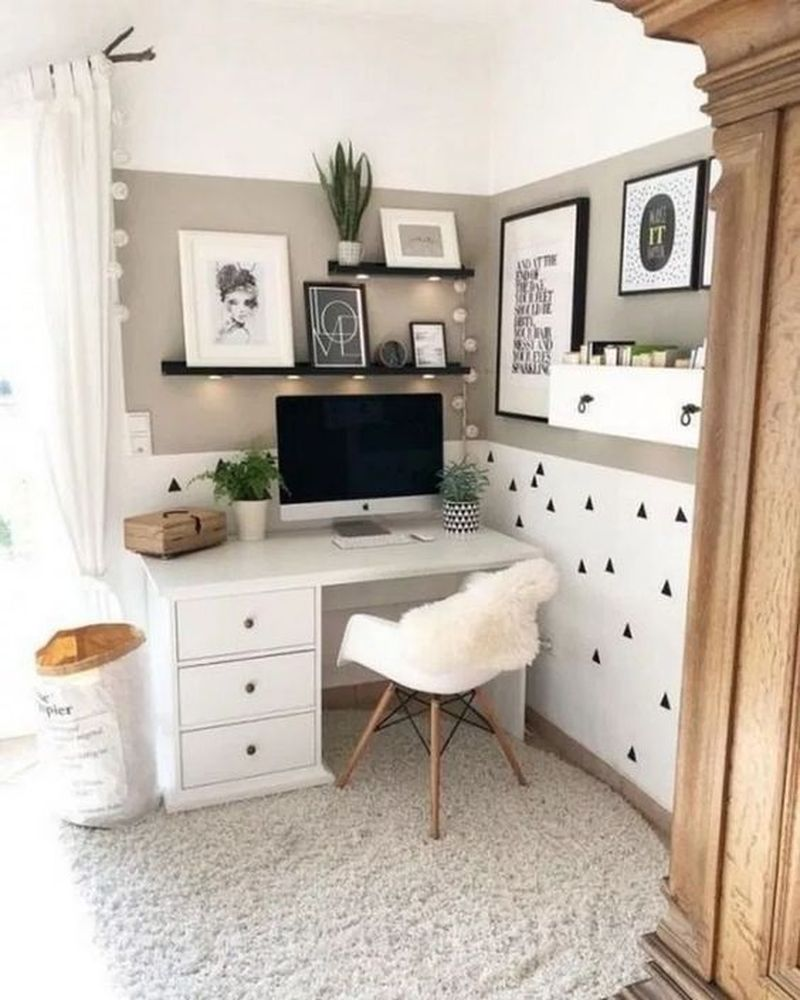 35 Small Home Office Ideas On A Budget   Homeflish