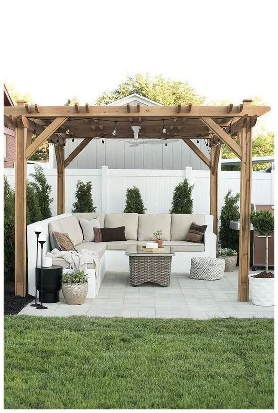 24 Awesome Small Outdoor Patio Ideas On A Budget Homeflish