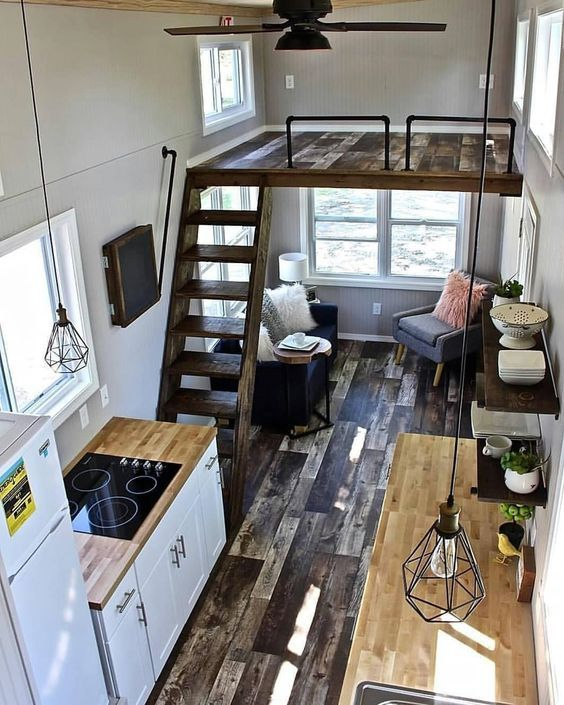 23 Awesome Tiny House Interior Design Ideas Homeflish